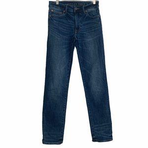 American Eagle   Next Level Flex Blue Jeans 29x34